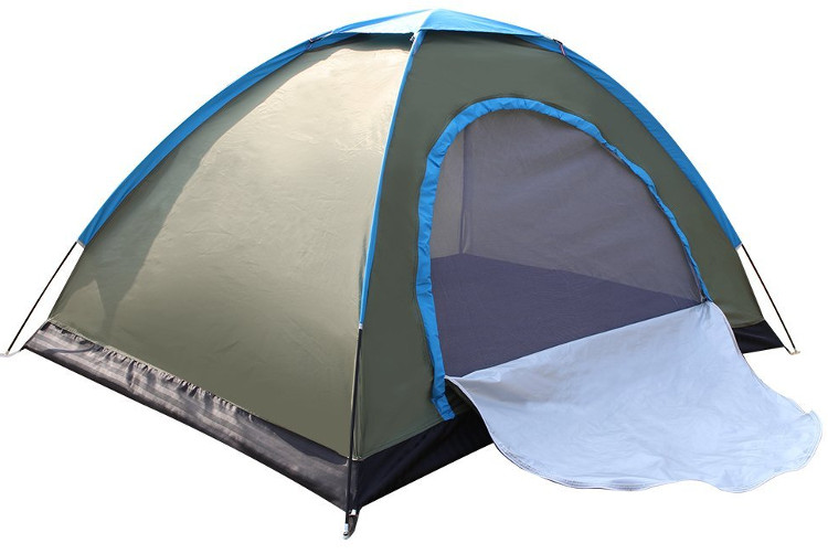 Techcell 2 Person Tent C&ing Instant Tent Waterproof Tent Backpacking Tents for C&ing Hiking Traveling  sc 1 st  Geek Travellers : cheap backpacking tent - memphite.com
